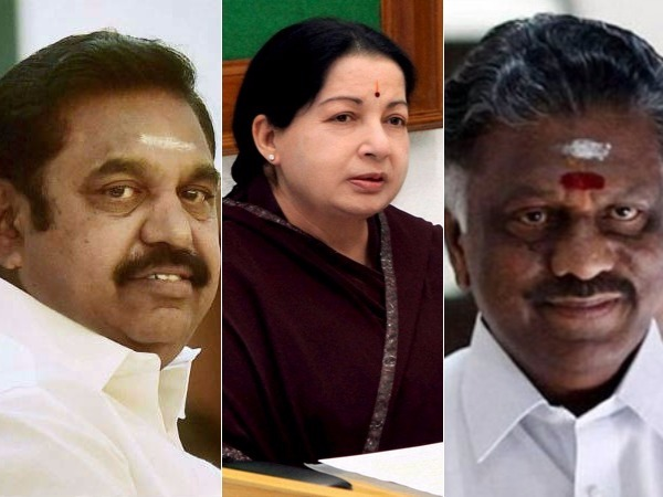 Judicial Probe Ordered Into Former Tamil Nadu Cm Jayalalithas Death