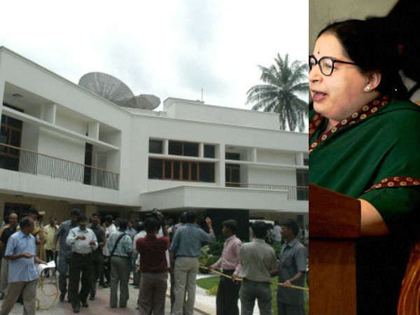 Turning Jayalalithaa S Poes Garden Residence Into Memorial