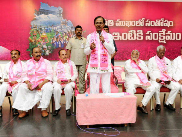 Focus On Work Victory Certain Cm Kcr Tells Mlas