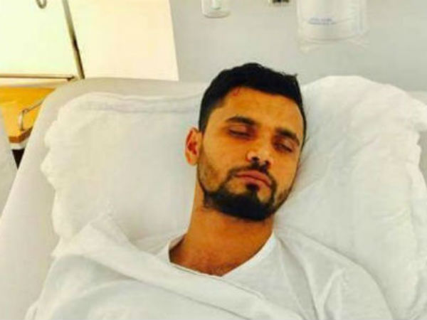 Bangladesh skipper Mashrafe Mortaza rushed to hospital after he coughs up blood