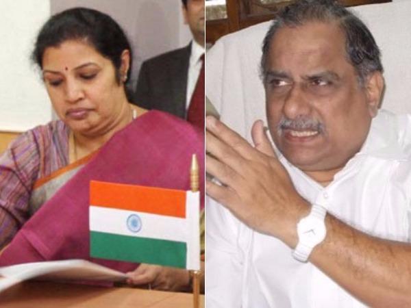 Purandeswari Objected Babu Action On Mudragada