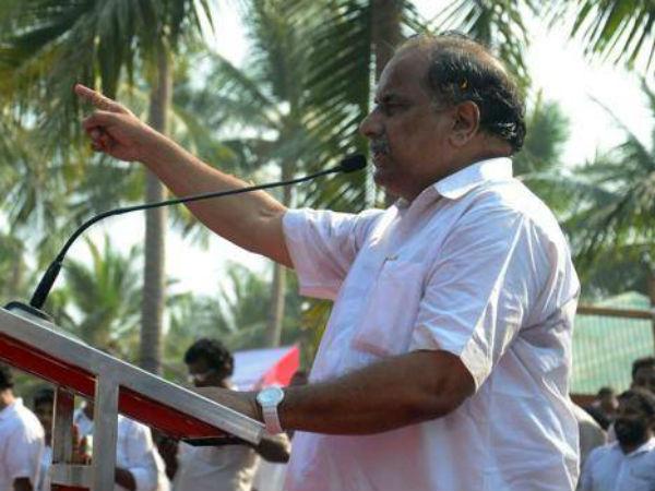 Mudragada Padmanabham Padayatra Started On Sunday