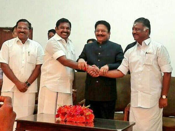 Tamil Nadu Opposition Parties Going Meet President