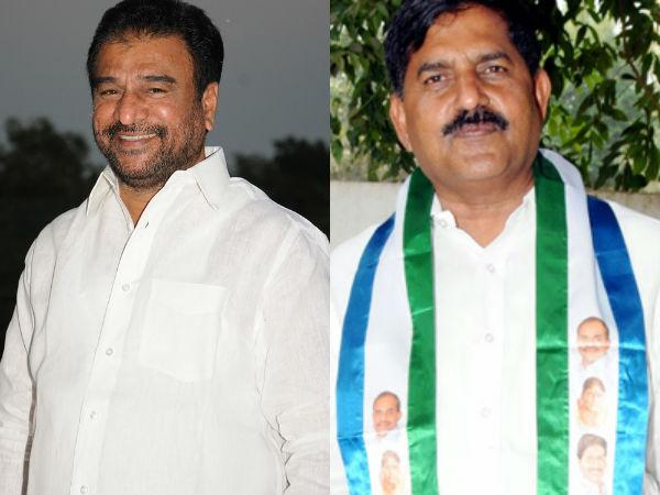 Ramasubba Reddy Shocks Adinarayana Reddy