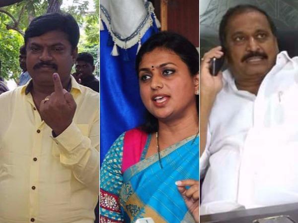 Ysrcp Activists Pelt Stones At Tdp Leader Abhiruchi Madhu S Car