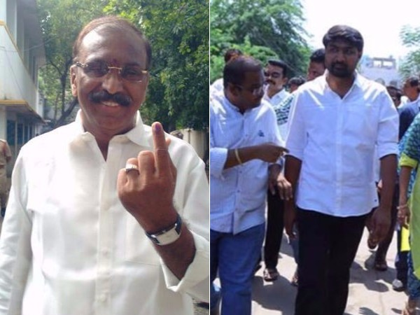 Nandyal Voters Set Seal The Fate Candidates Today