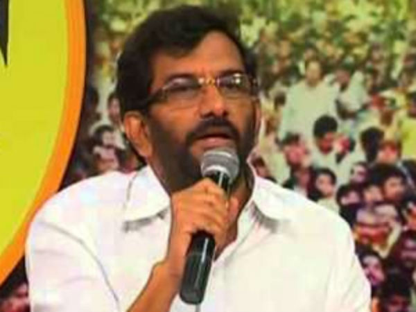 With Election Defeat Fear Only Shilpa Group Attacked On Madhu Somireddy Chandramohan Reddy