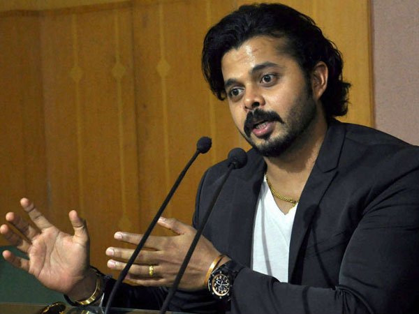 Sreesanth back in the frame after HC lifts life ban