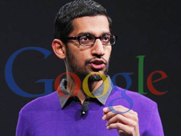 Sundar Pichai Condemns Anti Diversity Memo Google Sacks Engineer