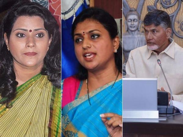 Will Vani Viswanath Contest On Nagari Mla Roja