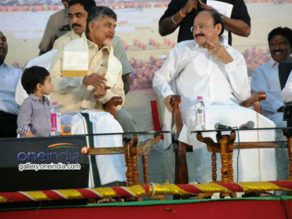Chandrababu Naidu Praises Vp Venkaiah Naidu
