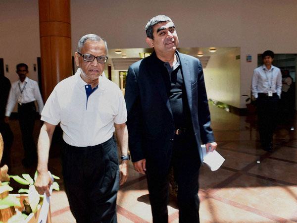 Couldn T Continue As Infosys Ceo Amid Malicious Attacks Vishal Sikka