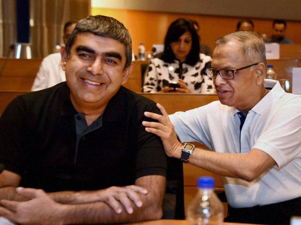 Infosys Board Narayana Murthy Wants His Diktats Prevail Responsible For Vishal