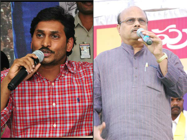 Minister Yanamala Compares Jagan With Hitler