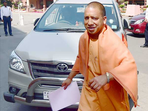 Yogi Adityanath Resigns From Gorakhpur Constituency Likely To Enter Up Assembly As Mlc
