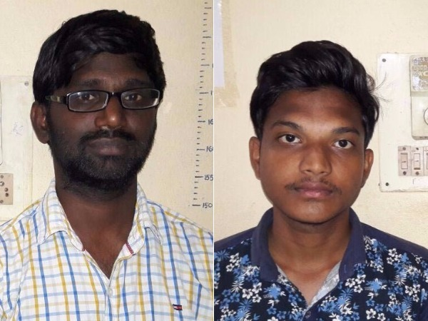 Two Youth Arrested Harassing Girl Facebook