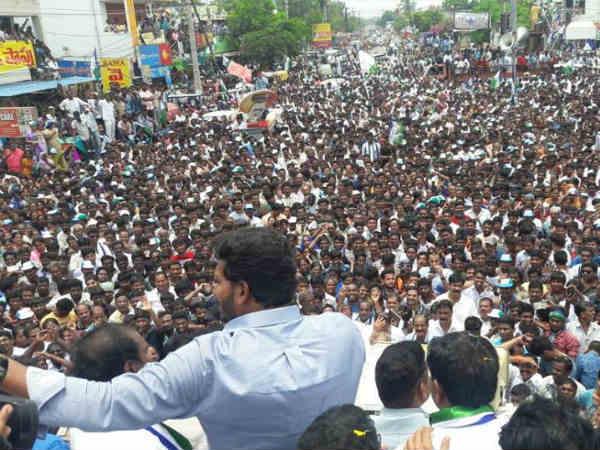 Congress Leaders Campaign Kakinada