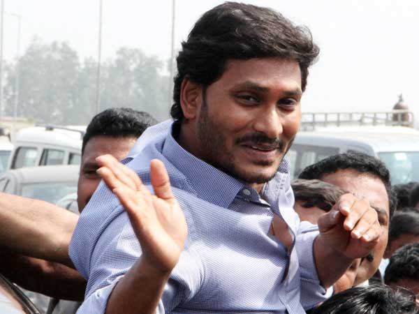 YS Jagan and Srinivasan attended CBI Court