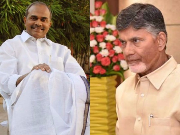TDP leaders seeing for best ombudsman to Chandrababu