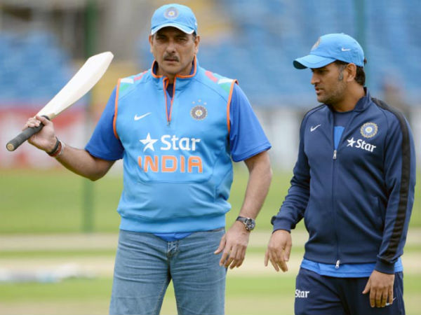 Ms Dhoni Is Still The Best The Business Ravi Shastri
