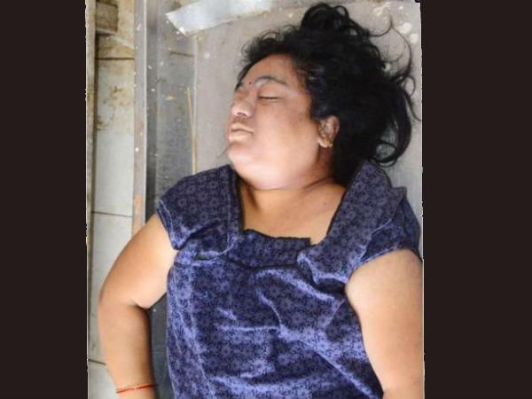 Extramarital Affair Woman Killed Khammam