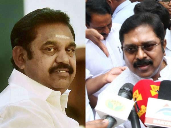 You Will Land Jail Tamil Nadu Cm Eps Warns Ttv Dinakaran