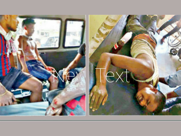 Trouble Continues At Kaleswaram