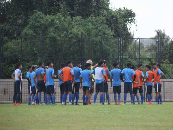 ఫిఫా అండర్-17 వరల్డ్ కప్: 21 మందితో భారత జట్టు