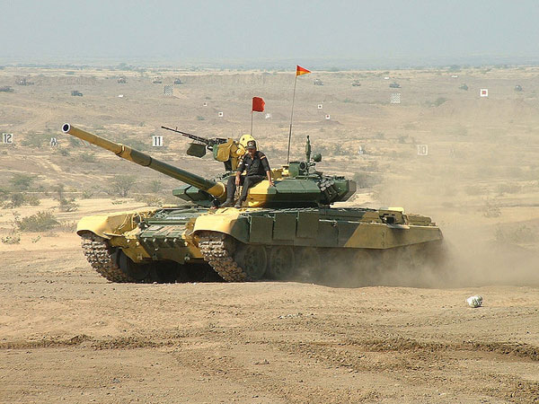 China is Developing a New Super Tank
