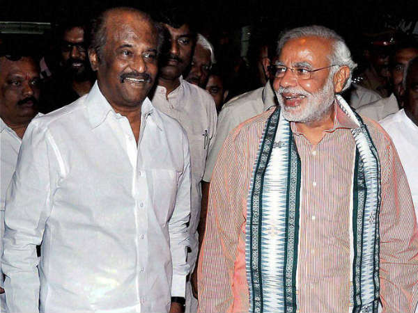 Cleanliness Is Godliness Rajinikanth Post Twitter Page