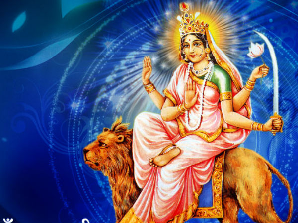 Astrologer described about Devi Navratri festival speciality.