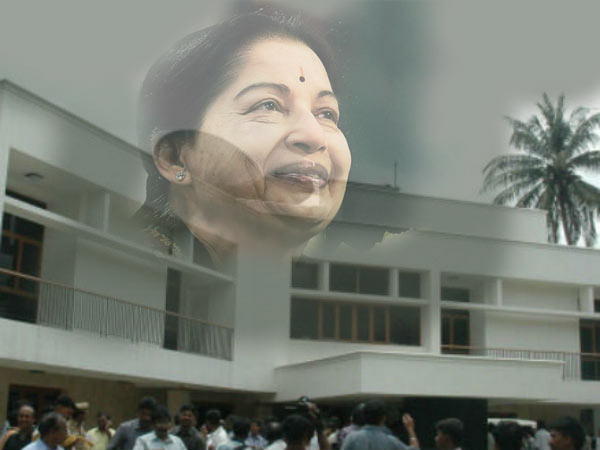 Poes Garden People Did Not Take Care Jayalalithaa