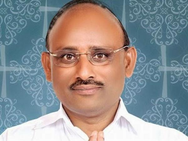 Shiva Swamy Opposses Sudhakar Yadav As Ttd Chairman