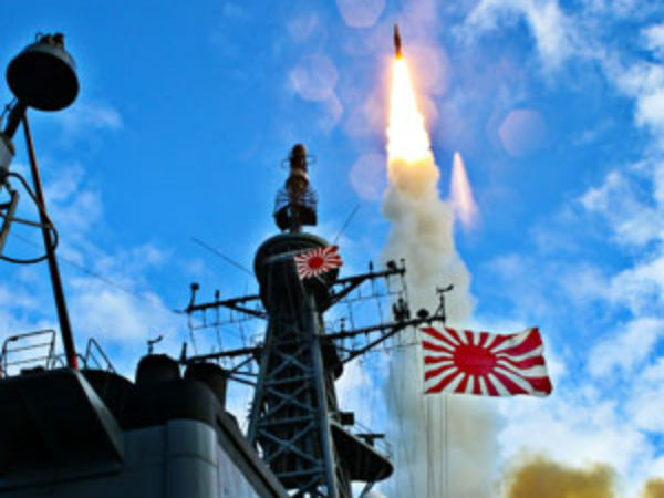 Japan Deploys Missile Interceptor Near North Korea Flight Pa