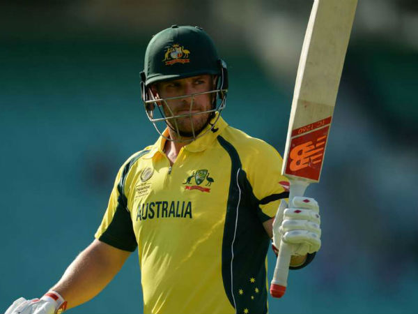 Finch doubtful for Australia opener