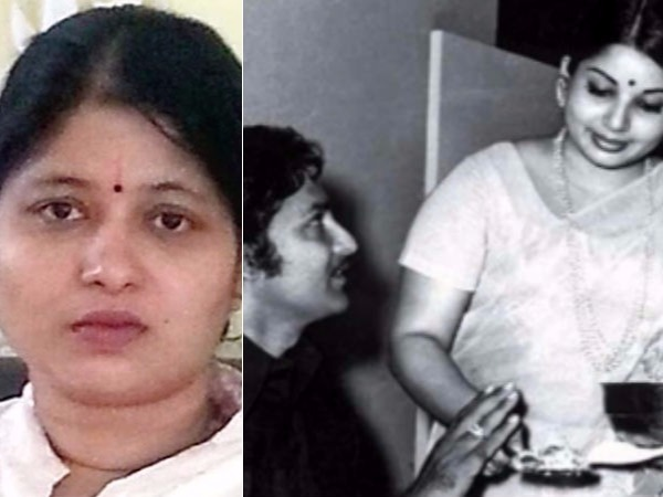 Woman Claims Be Jayalalitha Sobhan Babu S Daughter Ready Dna Test