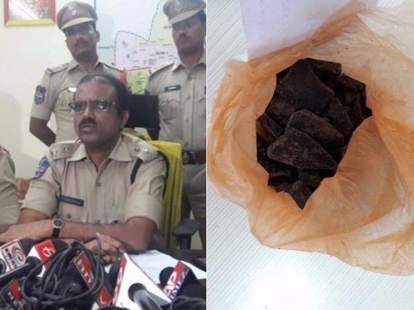 Drugs Transport Gang Nabbed Hyderabad