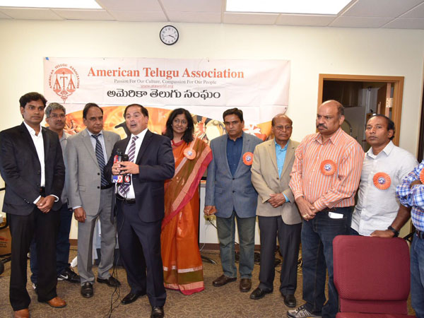 free Health Fair event by The American Telugu Association (ATA)