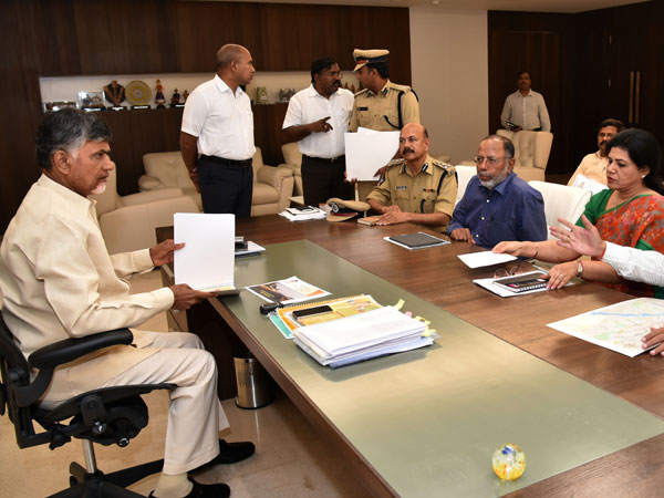 Chandrababu Naidu Says He Will Give Ranks Ministers Officers