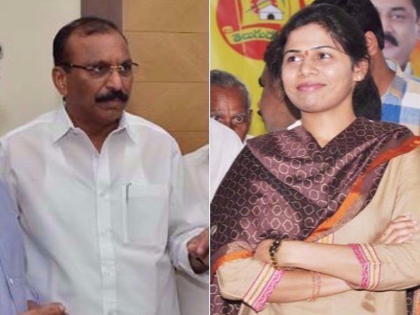 Akhila Priya Says She Will Not Leave Silpa Brothers