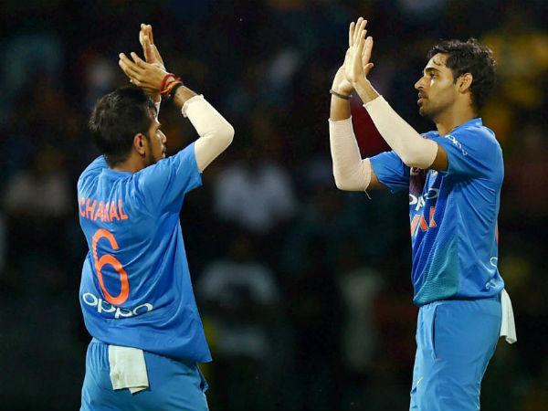Virat Kohli Heaps Praise On Kuldeep Chahal