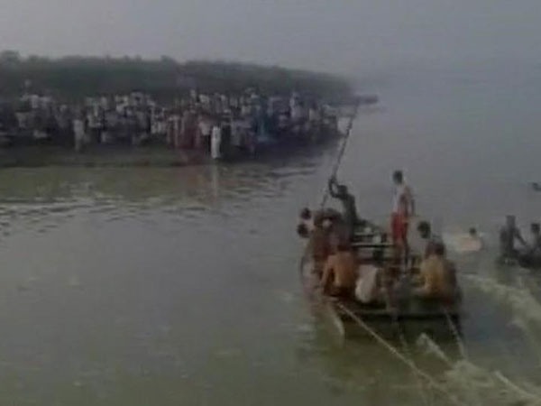 15 dead as boat carrying 60 capsizes in UP's Baghpat; rescue op underway