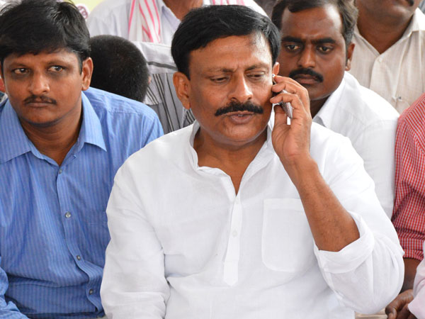 people didn't supports to Rayalaseema separate state movement:byreddy