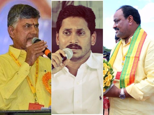 Jagan Party Leaders Are Touch With Us Says Acchennaidu