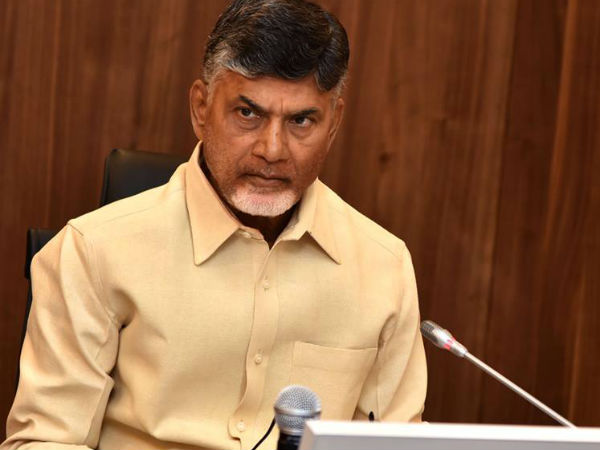 Chandrababu Gives Questioner Tdp Leaders