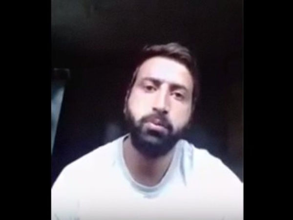 Cannot Ignore My Conscience Video Kashmir Cop S Resignation Goes Viral