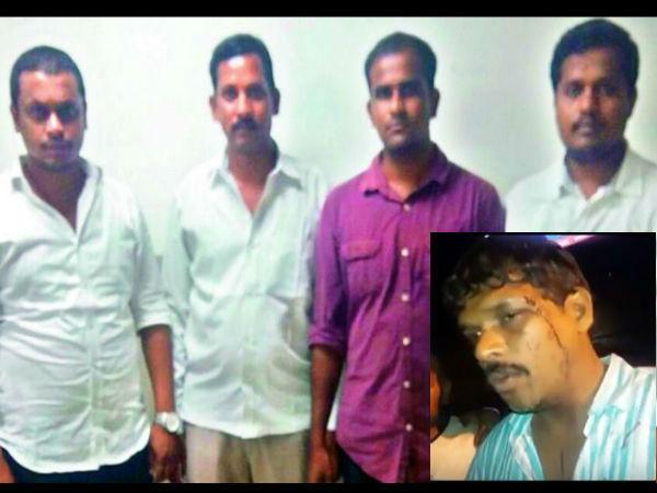 Hyderabad Corporator S Son Friends Arrested