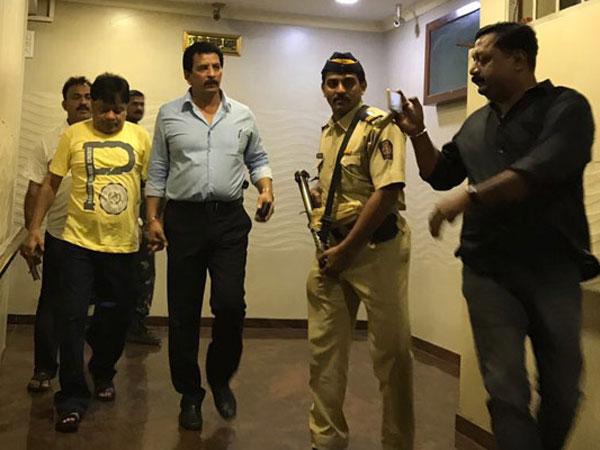 Dawood Ibrahim S Younger Brother Iqbal Kaskar Arrested Mumbai