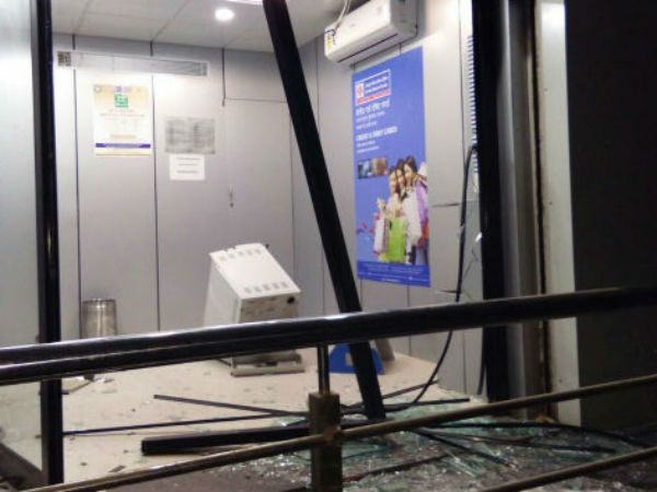 Rs 20 Lakhs Theft Atm