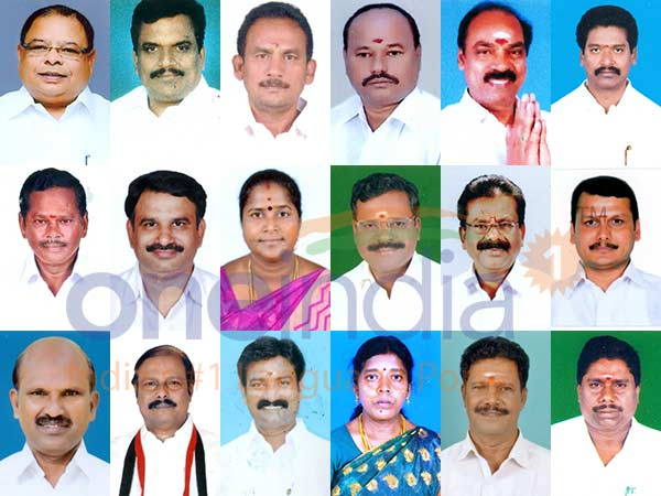 Disqualified Mlas Can Not Enter The Assembly Mp Vaithilingam